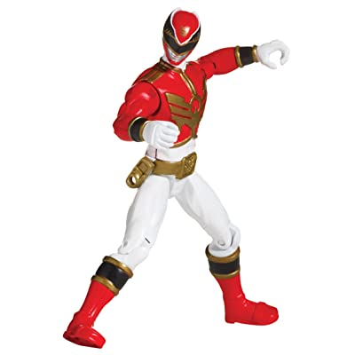 Power Rangers Megaforce Red Ranger: Toys & Games
