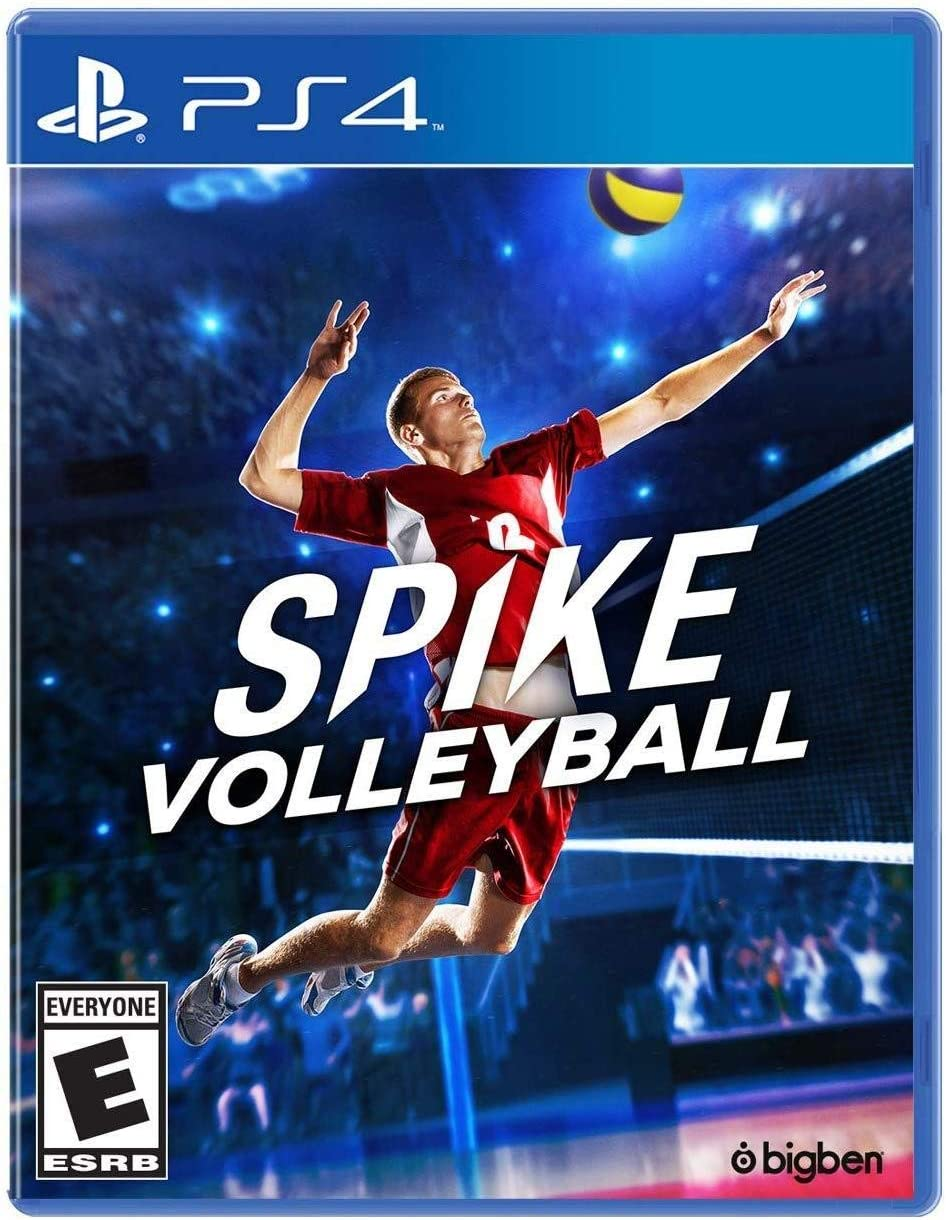 Amazon.com: Spike Volleyball (PS4) - PlayStation 4: Maximum ...