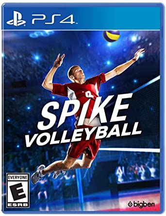 Spike Volleyball for PlayStation 4 [USA]: Amazon.es: Maximum Games ...