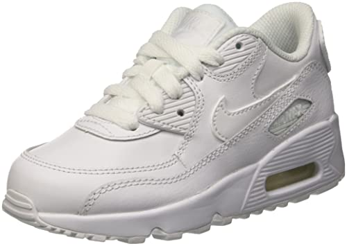 Nike Air MAX 90 LTR (PS), Zapatillas de Running para Niños