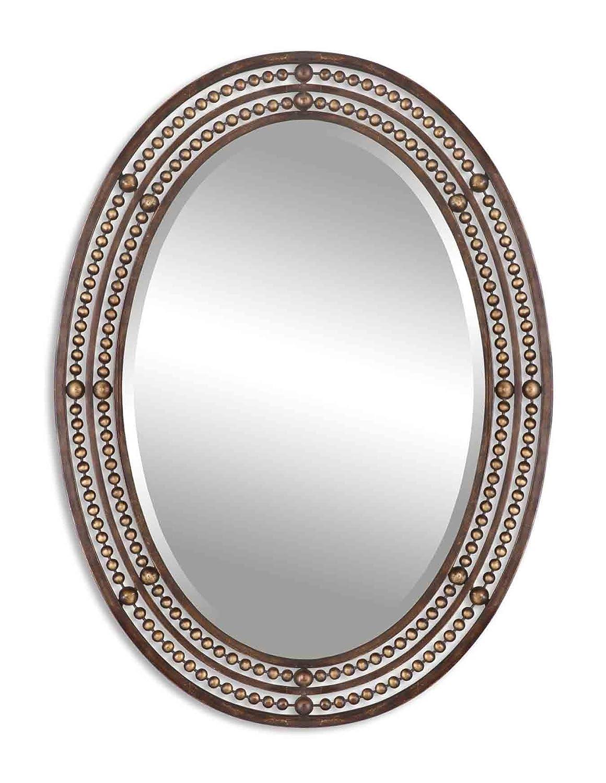 amazon com uttermost matney mirror home kitchen