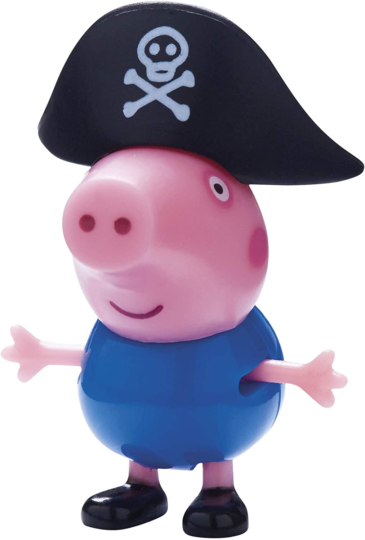Peppa Pig 6928 Grandpa Schweineboot mit George Multi
