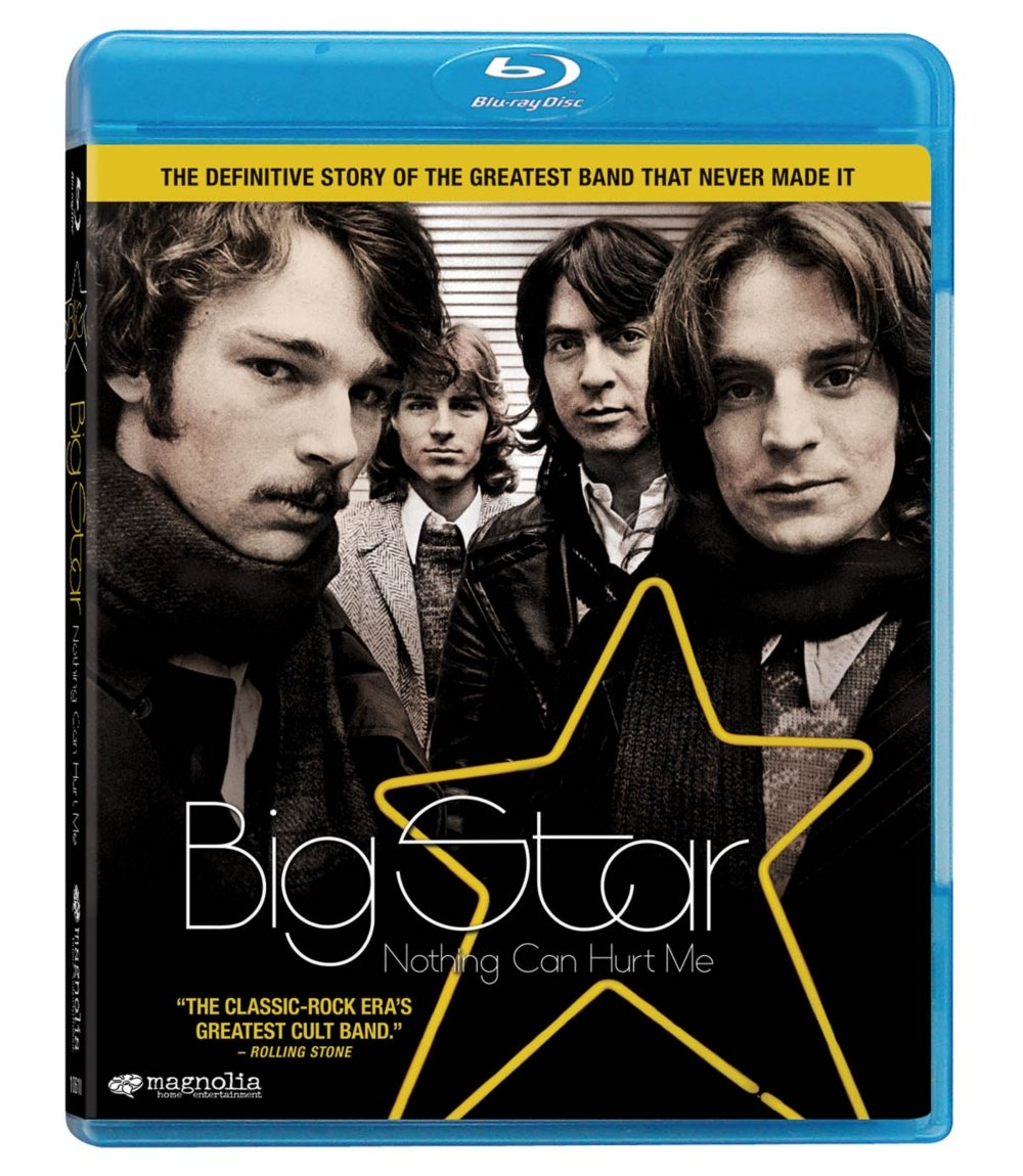 Magnolia Home Entertainment Big Star: Nothing Can Hurt Me (Blu-Ray Disc) Magnolia Films Series DVD Performed by Big Star PDF