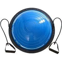 Ner Balance Ball 60 cm Balance Trainer, halve bal Dome Ball gewichtscapaciteit 300 kg balanstrainer, krachttraining…