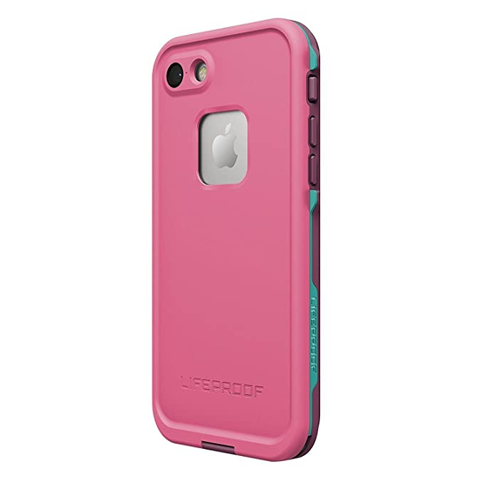 the latest 88bb3 3265c LifeProof Fre Waterproof Slim Hard Case For Apple iPhone 7 Pink