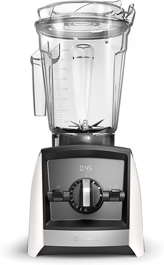 Vitamix Ascent A2500 - Licuadora, color blanco Batidora 64 oz ...