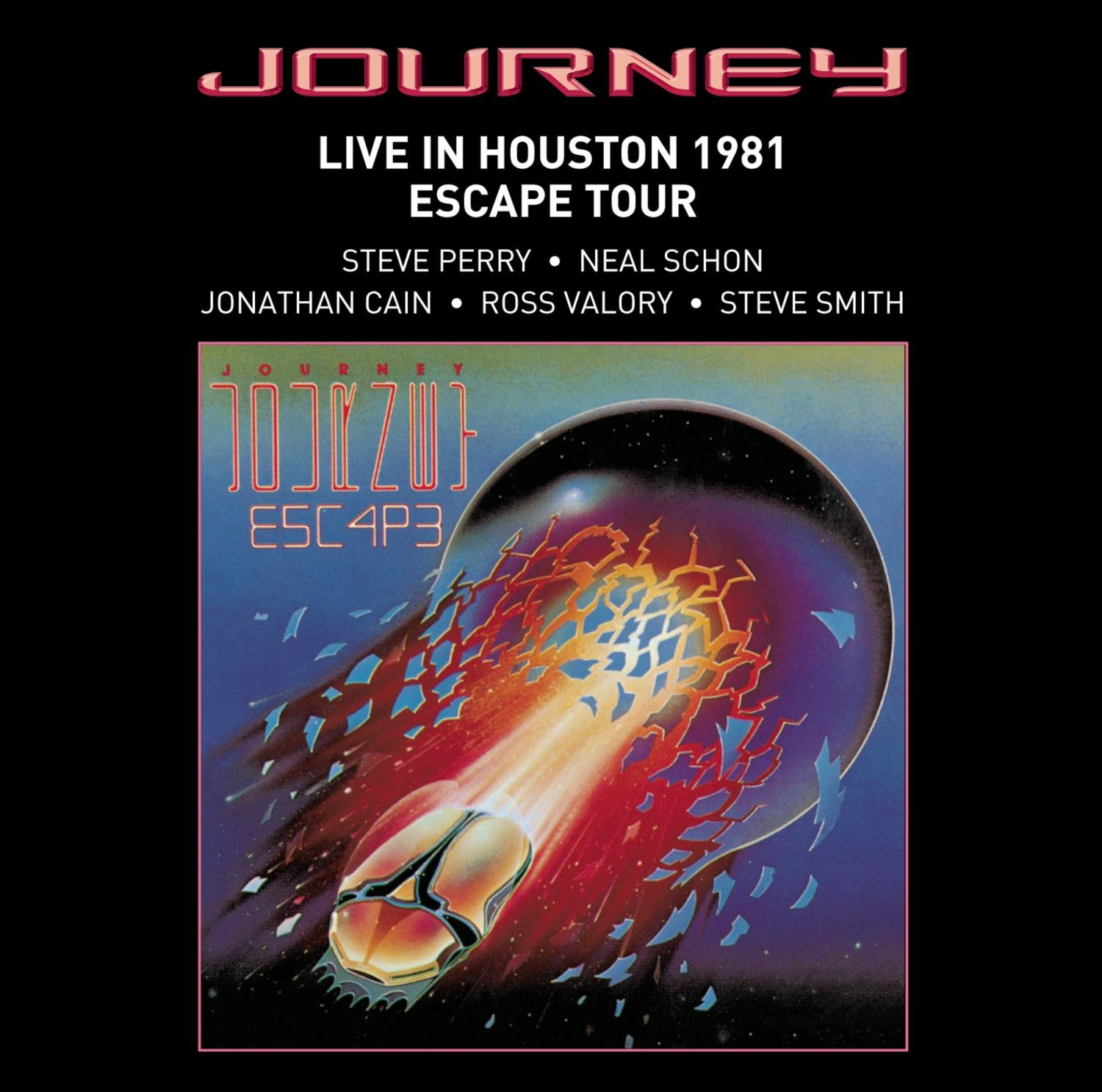 Live In Houston 1981: The Escape Tour