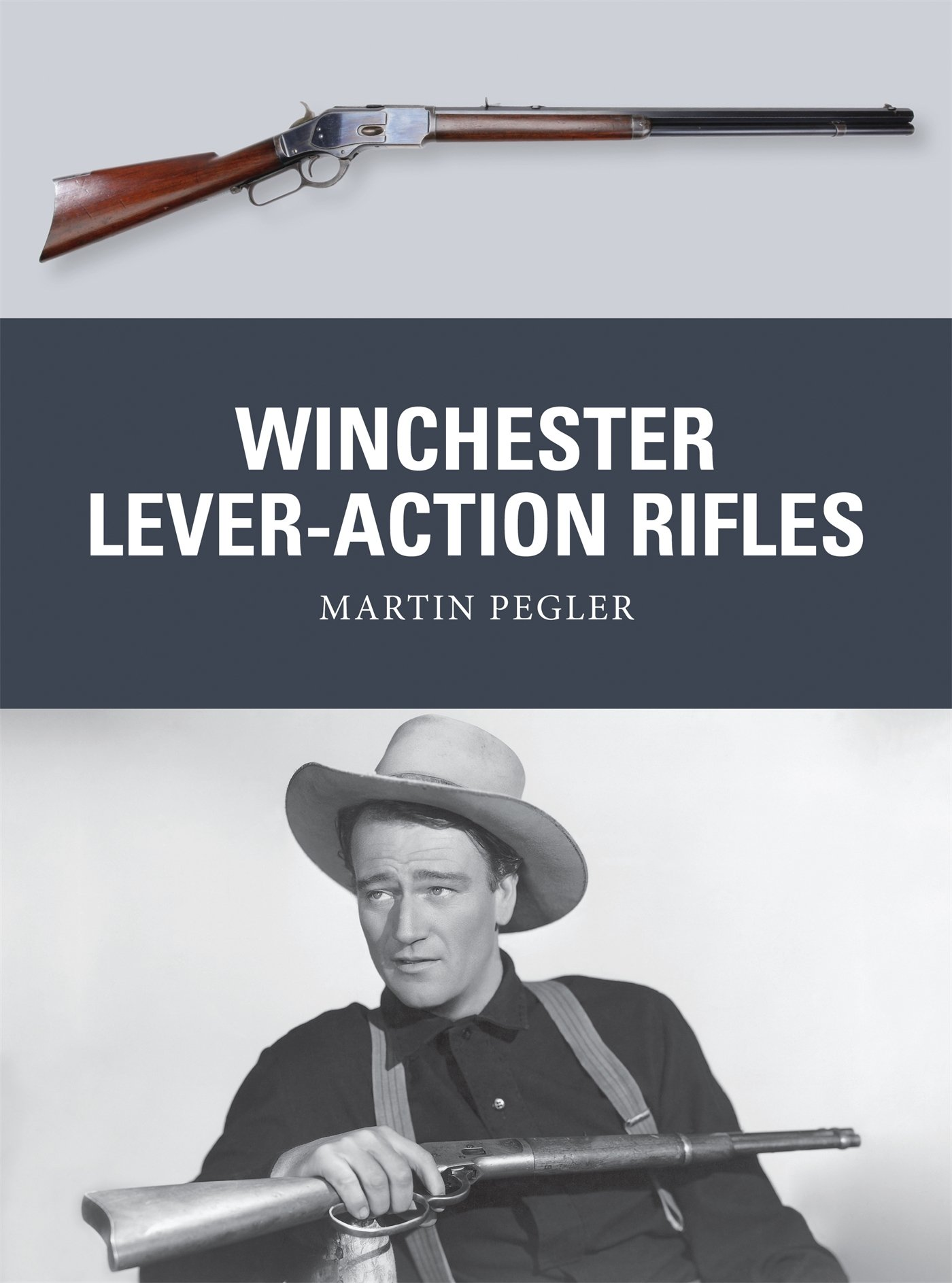 Winchester Lever Action Rifles Weapon Martin