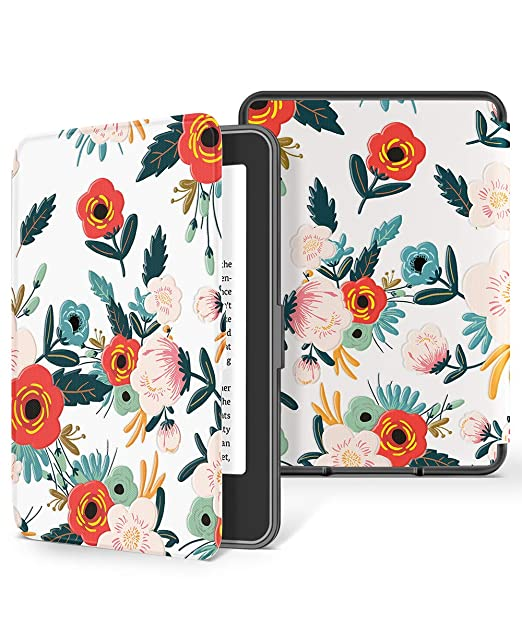 GVIEWIN - Funda para Kindle Paperwhite, Kindle Paperwhite eBook ...