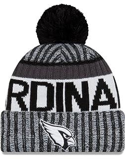 new styles 2242f 40b85 New Era NFL Cold Weather Black   White Sport Knit Beanie