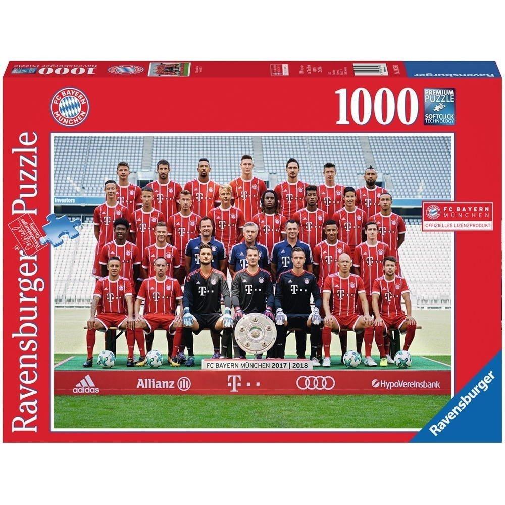 Bayern FC Puzzle Ravensburger Saison 201718 19758 osrQdxBthC