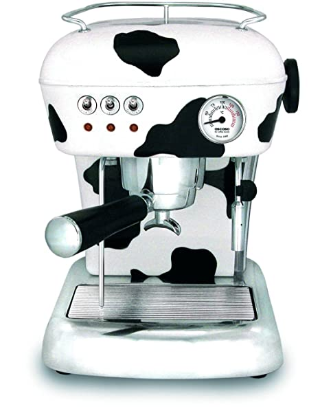 Ascaso Dream Cafetera expreso Crazy Cow Edition - neuauflage ...