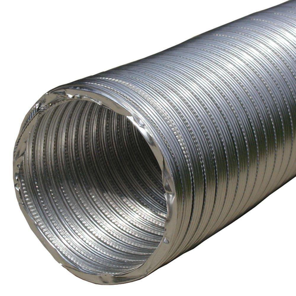 XtremeAuto/® Aluminium Flexi -Ducting for AIR VENT COLD AIR FEED 40mm diameter 170MM - 500MM