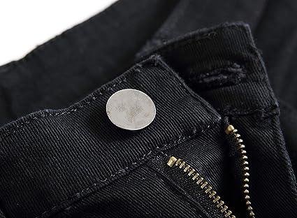 Amazon.com: Pantalones vaqueros de verano para hombre ...