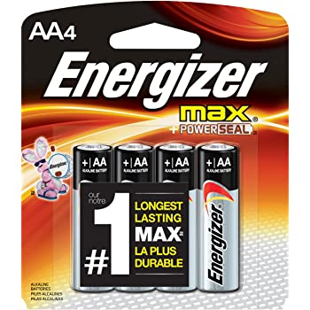 Amazon.com: Duracell Batteries/4 AA - size batteries
