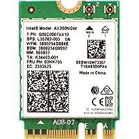 Buding AX200NGW Draadloze kaart, Wi-Fi 6 11AX WiFi-module 2 X 2 MU-MIMO Dualband draadloze kaart met Bluetooth 5.0…