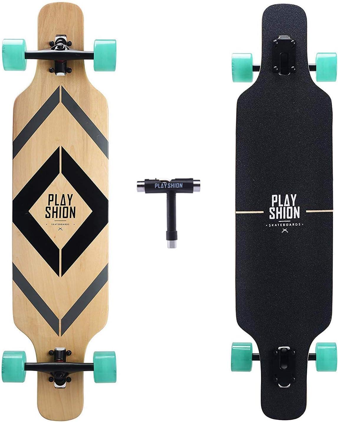 Playshion Freestyle Longboard