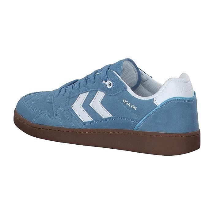 75ffb46fa87 hummel Herren Sneaker Liga GK 60089  Amazon.de  Schuhe   Handtaschen