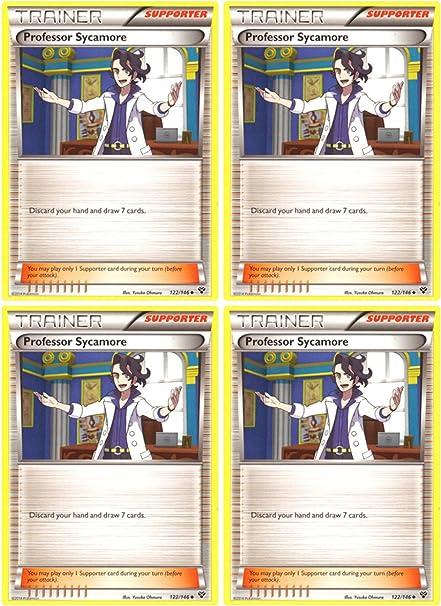 Pokemon Professor Kukui Trainer Card Playset Mint Condition 128//149 Sun /& Moon