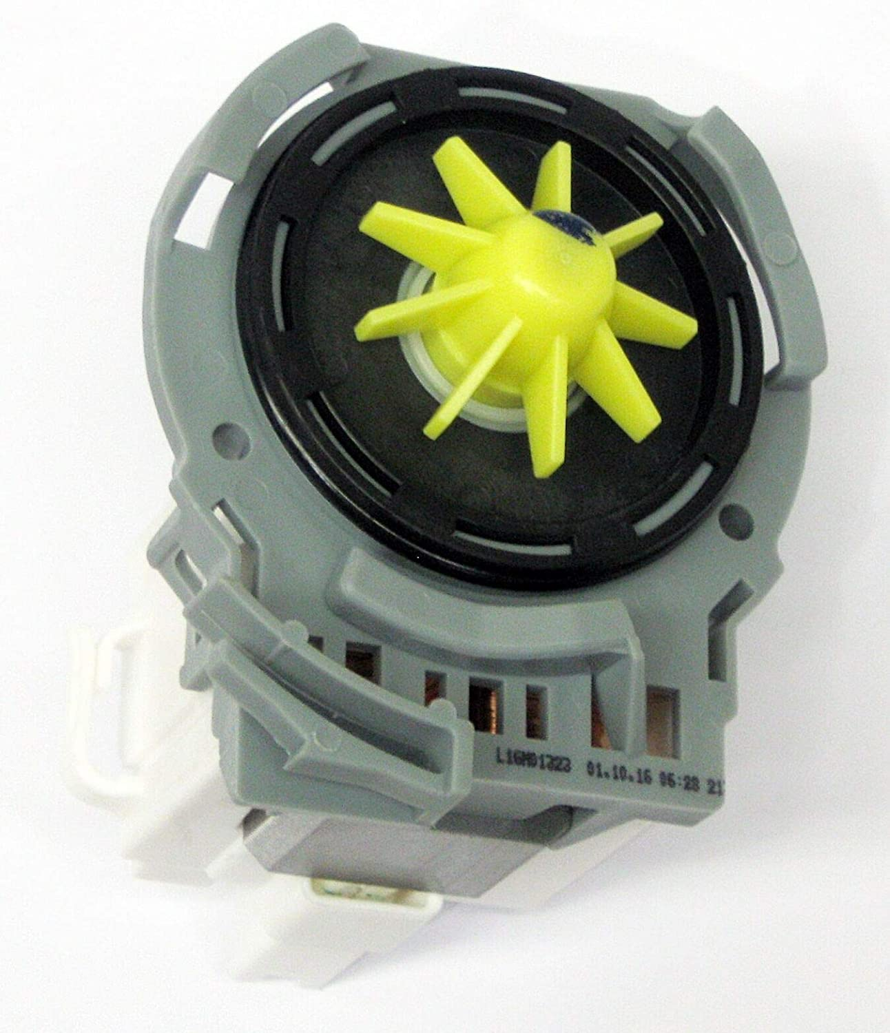 WPW10348269 for Whirlpool Kenmore Dishwasher Drain Pump AP6020066 PS11753379 8558995, 661662 8565839 W10158351 W10084573 W10348269 PS8688439