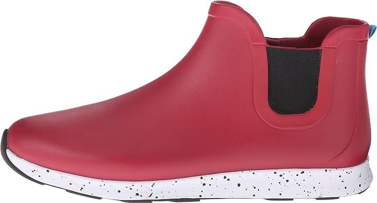 Native - Zapatillas de Material Sintético Para Hombre Rojo Rojo Rojo Size: US 10 A8zSbfYh