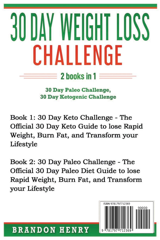 30 day paleo diet weight loss