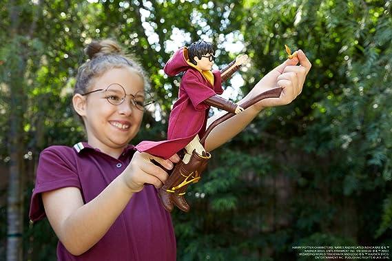 Amazon.com: Harry Potter Quidditch Harry Potter: Toys & Games