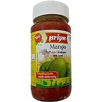 Priya Pickle - Mango Avakaya with Garlic, 300g Jar