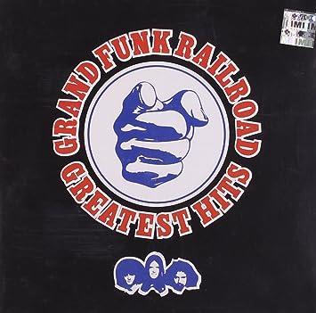 amazon greatest hits grand funk railroad ハードロック 音楽