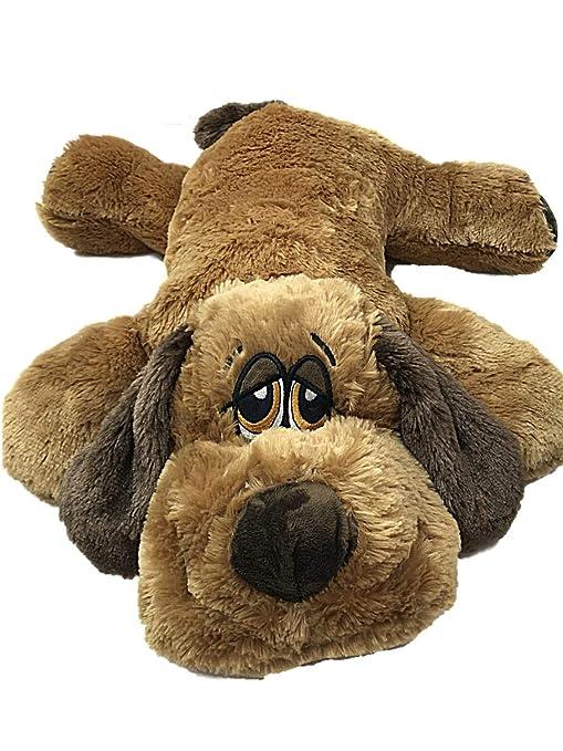 f53be4a68ec2 Amazon.com: Dan Dee Floppy Basset Hound Puppy Dog Cuddle Pillow ...