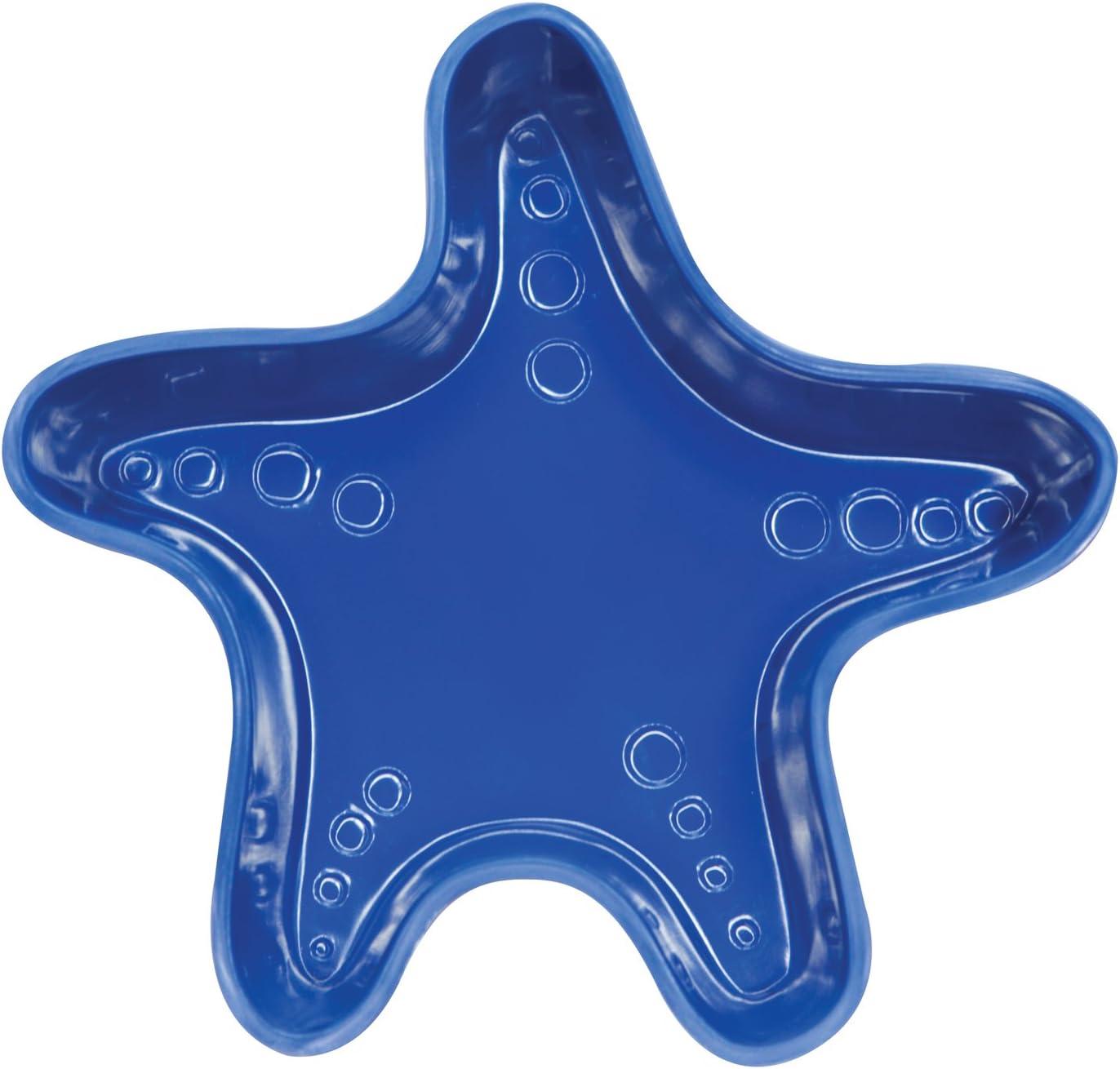 Nantucket Seafood Starfish Sauce Cup 6-Ounce Blue