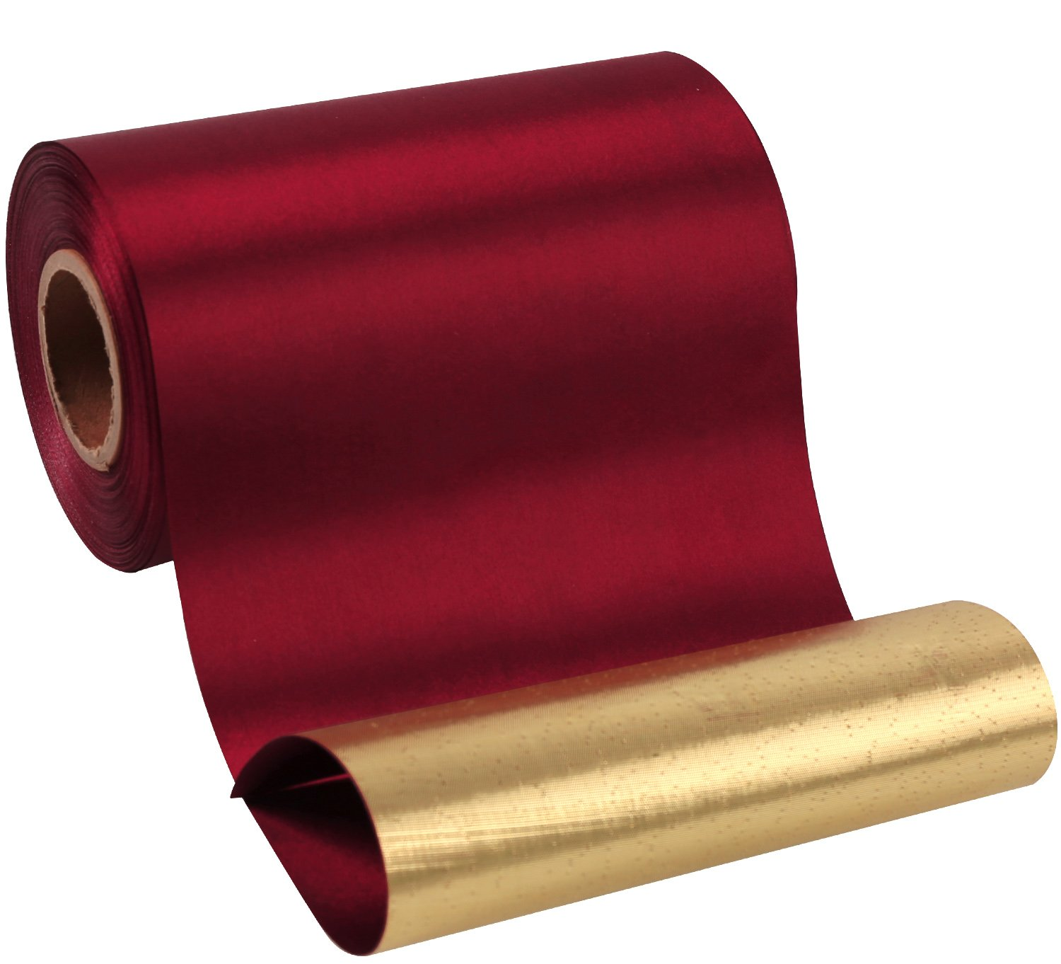 10 Yard//Spool Wedding Party Decoration Craft Ribbon Also for Making Car Bows Red LaRibbons 6 inch Wide Grand Opening Ceremony Satin Ribbon