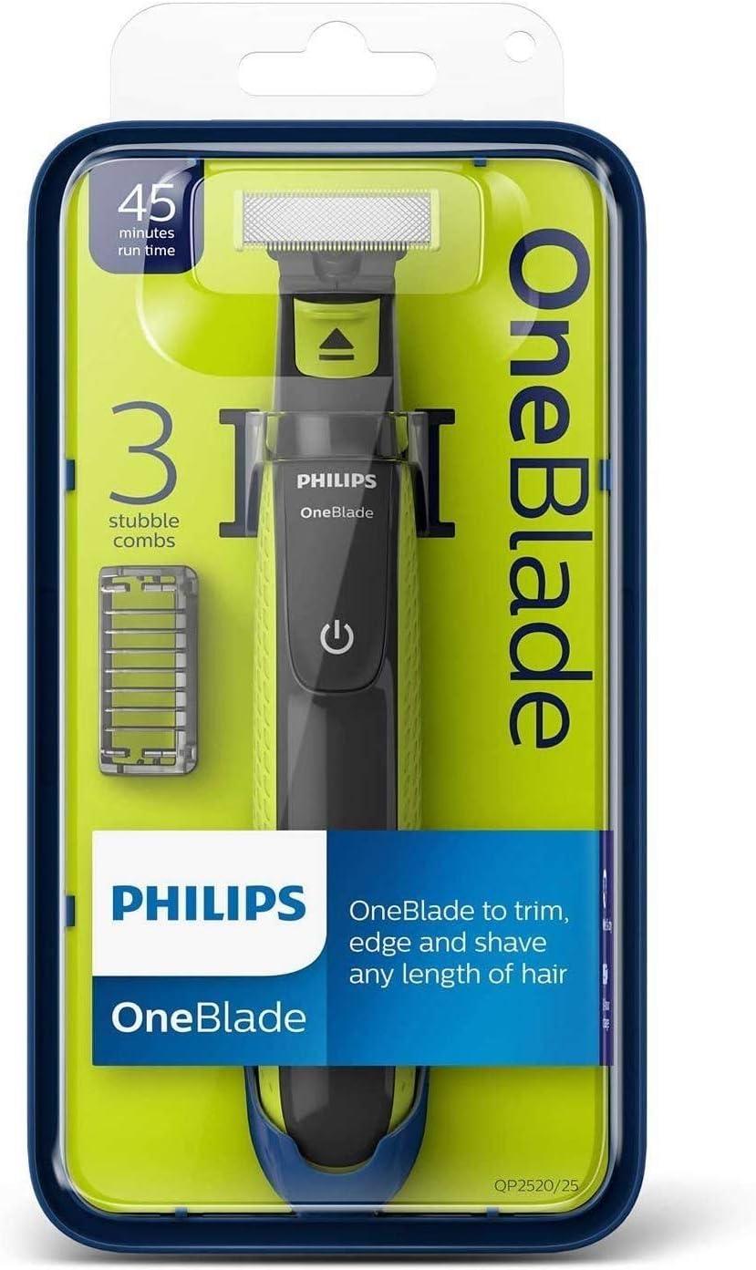 Philips Una cuchilla de afeitar: Amazon.es: Salud y cuidado personal