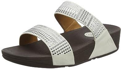 ea1dd3a8b8b3d0 Fitflop Women s Aztek Chada Slide Open Toe Sandals