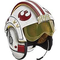 Star Wars - Black Series Casco Electrónico Luke Skywalker (Hasbro E5805EW0)
