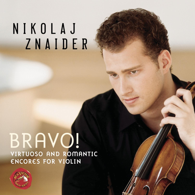 Nikolaj Znaider, Daniel Gortler - Bravo! Virtuoso and Romantic Encores for  Violin - Amazon.com Music
