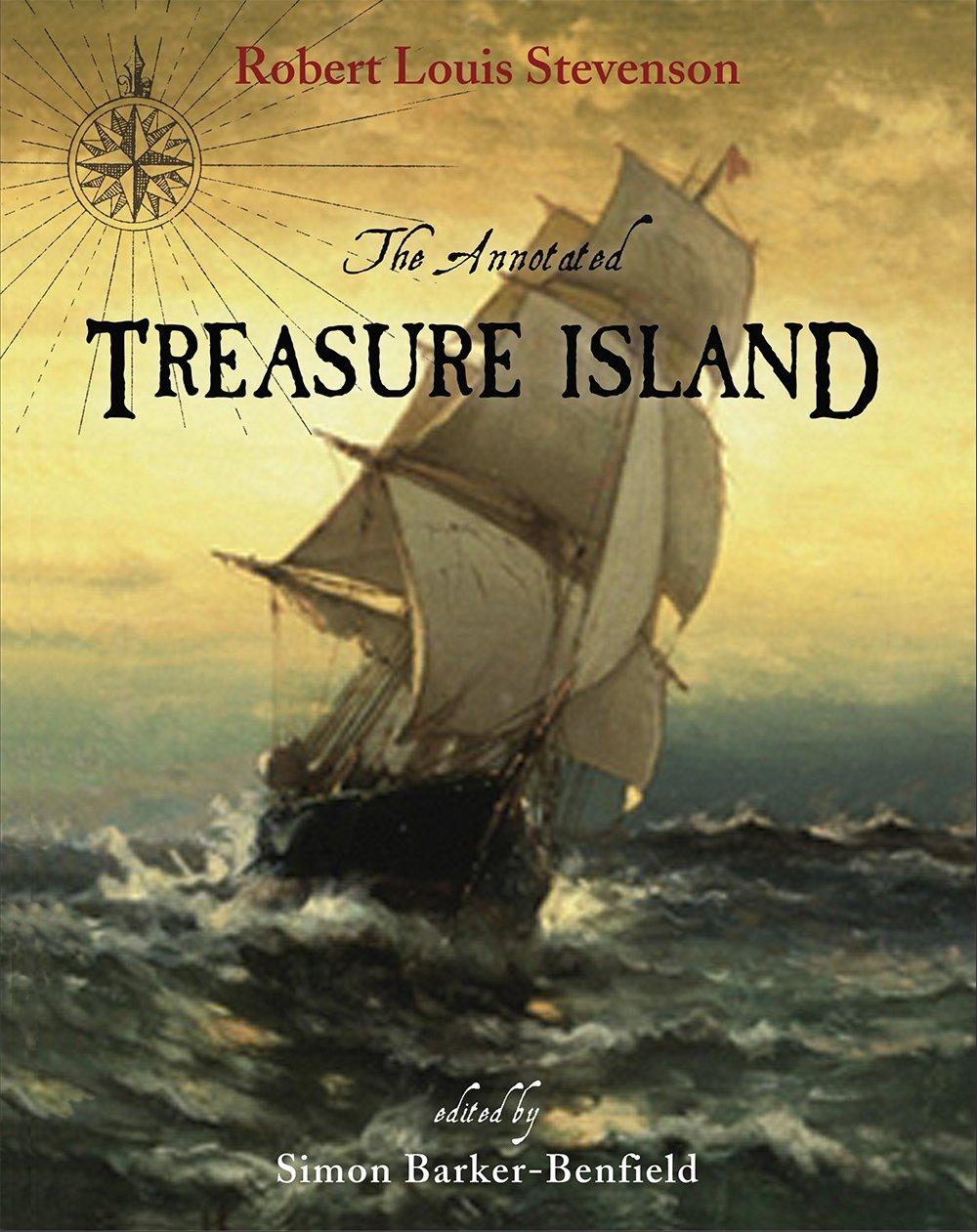 Annotated Treasure Island, The: Robert Louis Stevenson, Simon ...