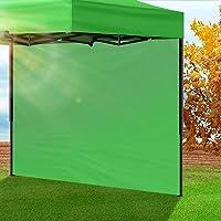 Mountview Gazebo Walls 3x3 Outdoor Side Wall Waterproof Party Wedding Green Green