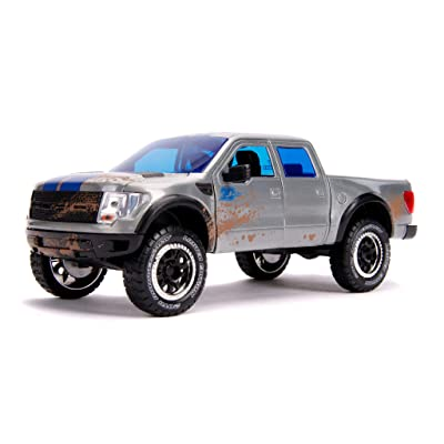 1: 24 Jada 20 - Just Trucks - '11 Ford F-150 Raptor: Toys & Games