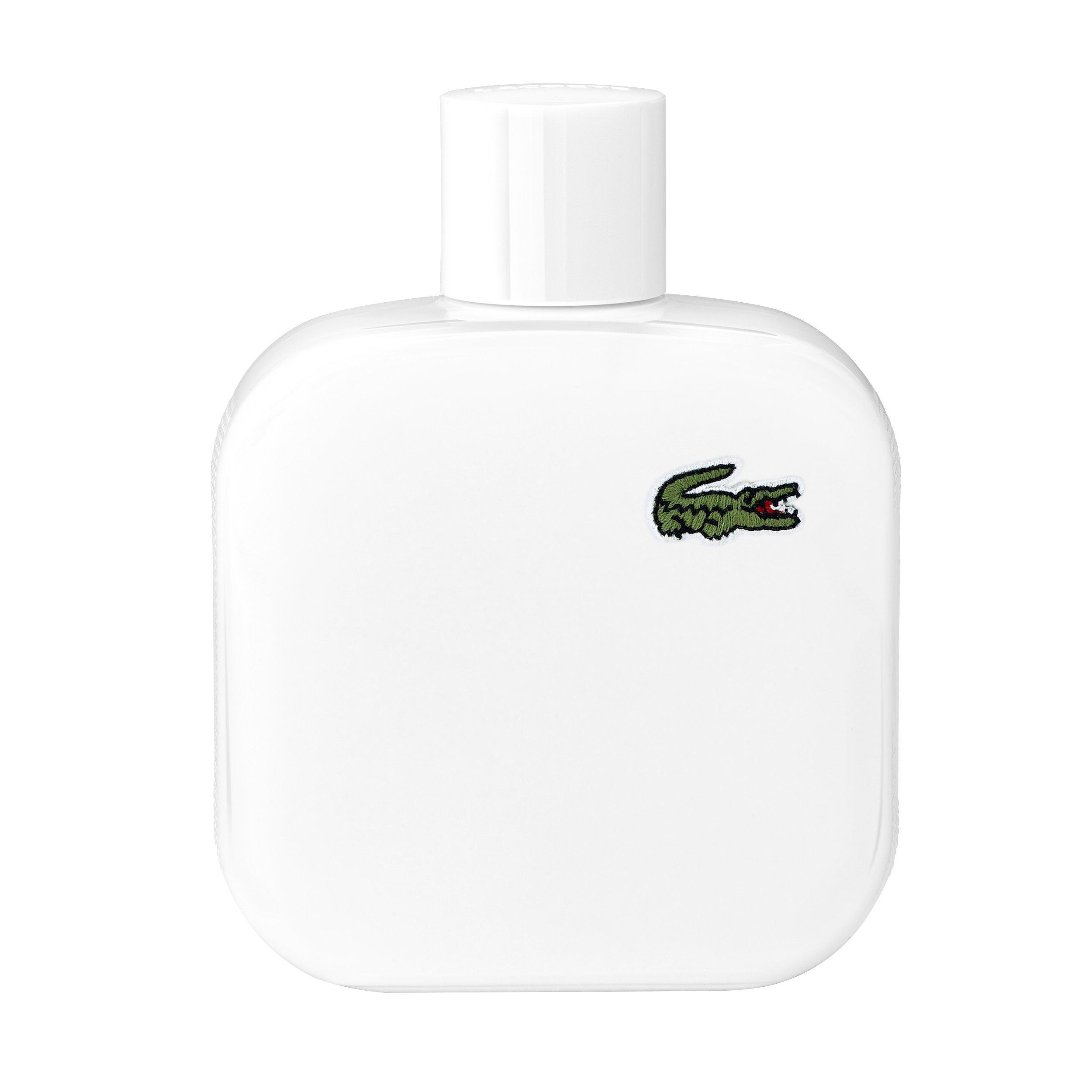 Lacoste Eau de Lacoste Blanc Pure, 3.3 Fl Oz