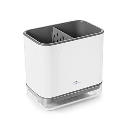 Amazon.com: OXO Good Grips Sinkware Caddy, White: Home & Kitchen