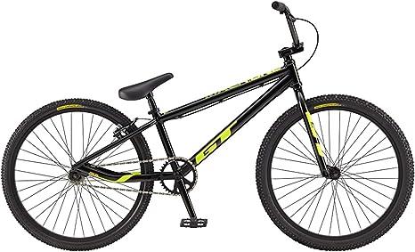 GT 751117M10LG Bicicleta, Unisex Adulto, Multicolor, 24: Amazon ...