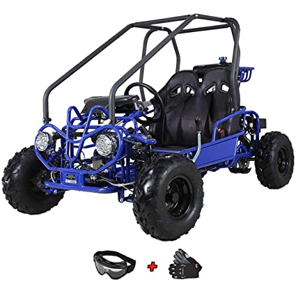 Kids Dune Buggy >> Amazon Com X Pro 110cc Kids Gokart Dune Buggy Youth Go Cart