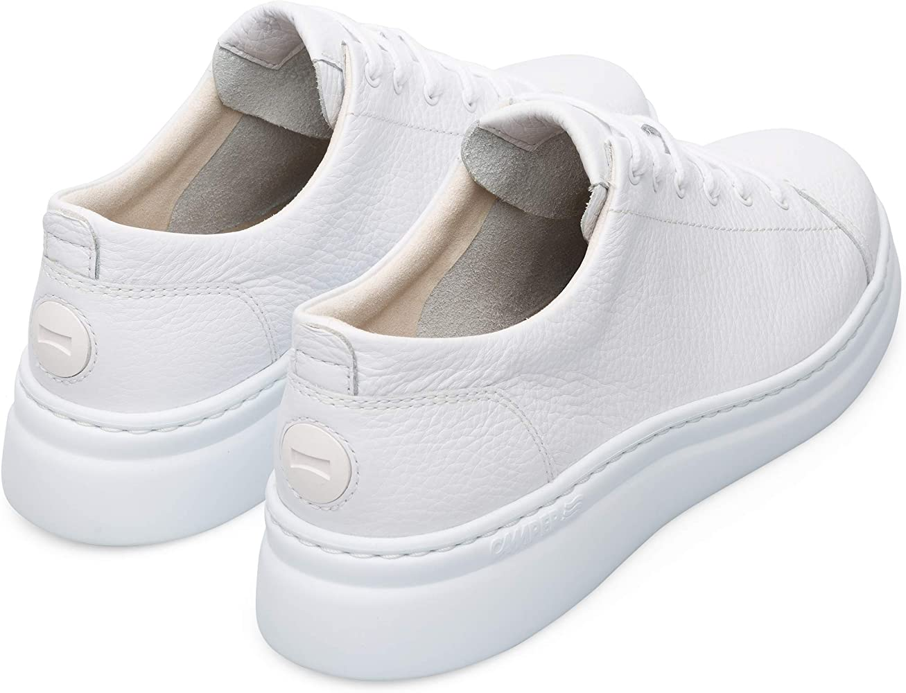 0ff92fb254aa Camper Runner Up, Sneakers Basses Femme, Blanc (White Natural 100 ...