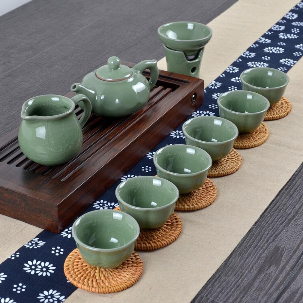 L Y Keramischer Teesatz Spezieller Teekannensatz Sätze Geschäftsgeschenke Können Kundengebundene Warenzeichengewohnheit Besonders Angefertigt Werden