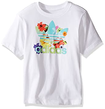 adidas trefoil t shirt amazon