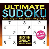 Ultimate Sudoku 2016 Boxed/Daily Calendar