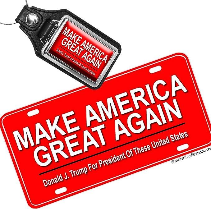 Amazon.es: Donald Trump hacer América gran nuevo licencia ...