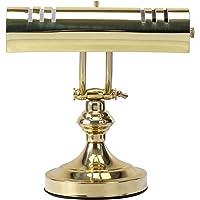 Classic Cantábile Lámpara de piano L3, latón