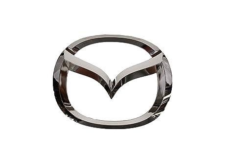 Genuine Mazda Parts C235-51-731A Front Logo Emblem